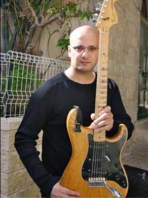 MJF2012-Guitar-Michel-Sajrawy-Israel